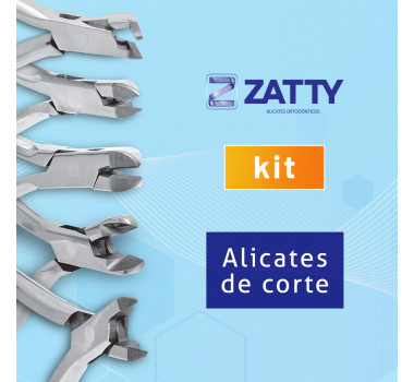 KIT ALICATES DE CORTE