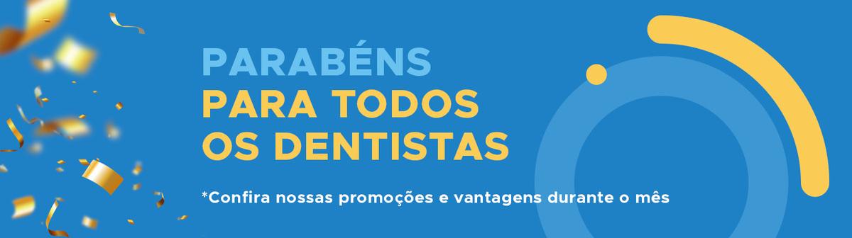 Parabéns Dentistas