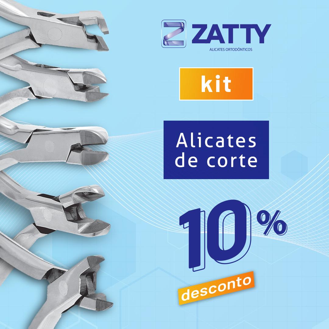 Kit Alicates de Corte 10%