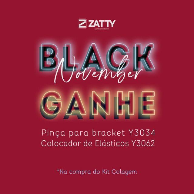 Black November - brindes
